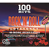 100 Hits - Rock 'N' Roll Love Songs