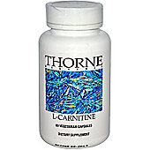 Thorne Research L-Carnitine 330Mg 60 Veg Capsules
