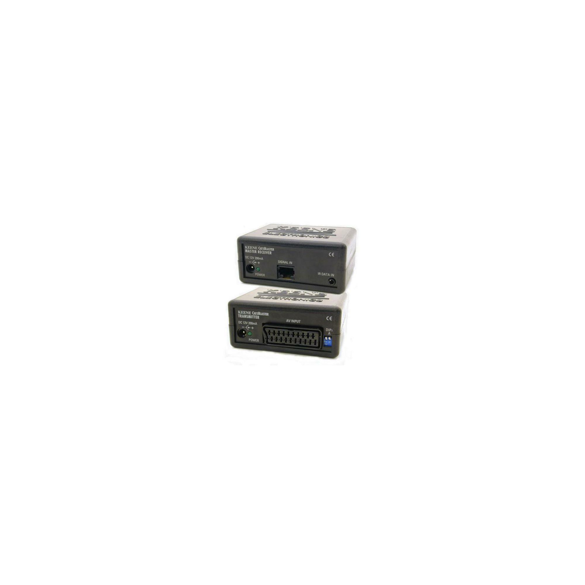 KEENE ELECTRONIC CAT5 BLASTER (2-PIN PSU) at Tesco Direct