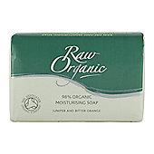 Raw Organic Moisturising Bar Soap
