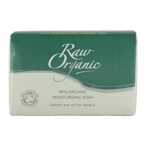 Raw Organic Moisturising Bar Soap