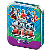 Match Attax Trading Card Game Collector Tin 2015/16