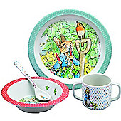 Petit Jour Peter Rabbit 4 Piece Set