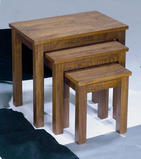 Home Zone Halvern Occasional Nest of Three Tables