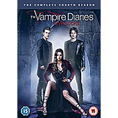 The Vampire Diaries: Season 4 - Complete (DVD Boxset)