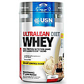USN Ultra Lean Diet Whey Vanilla 800g Powder