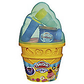 Play-Doh Mini Cone Container
