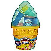 Play-Doh Mini Cone Container