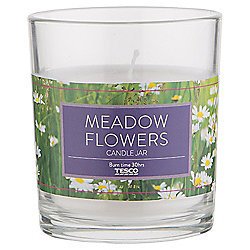 Meadow Flowers Candle