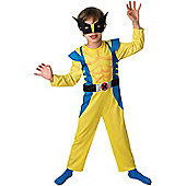 Child Wolverine Costume Small
