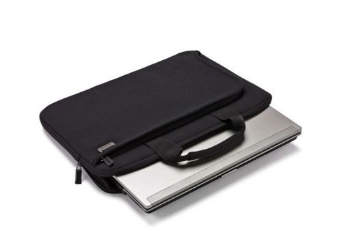 Dicota SmartSkin Notebook Sleeve (Black) for 15 inch to 15.6 inch Notebooks