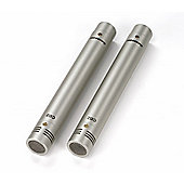 Samson C02 Pencil Condenser Mic (Matched Pair)