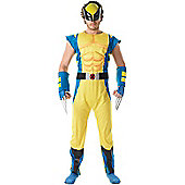 Deluxe Wolverine Costume Extra Large