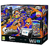Splatoon Wii U Premium Pack