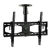 Telescopic Tilting Ceiling Mount for 37 inch -60 inch TV s
