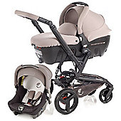 Jane Rider Formula Travel System (Cream)