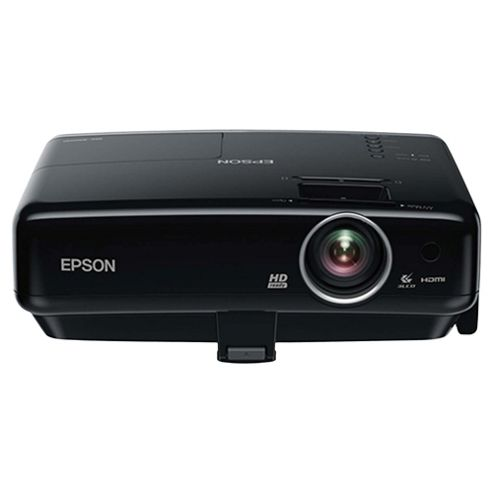 Epson MG-850HD Home Cinema Projector with Inbuilt Apple iPod Docking Station