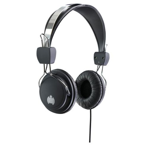 Ministry of Sound 004 headphones black