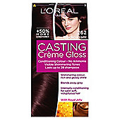 L'Oreal Paris Casting Crème Gloss262 Blackcurrant