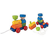 Plan Toys Sorting Train