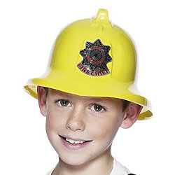 Child Fireman Hat