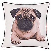 F&F Home Pug Cushion