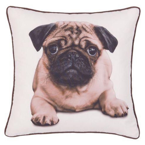 F&F Home Pug Cushion