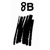 Lumograph Pencils 8B