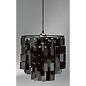 Mark Slojd Justus 1 Light Pendant - Black