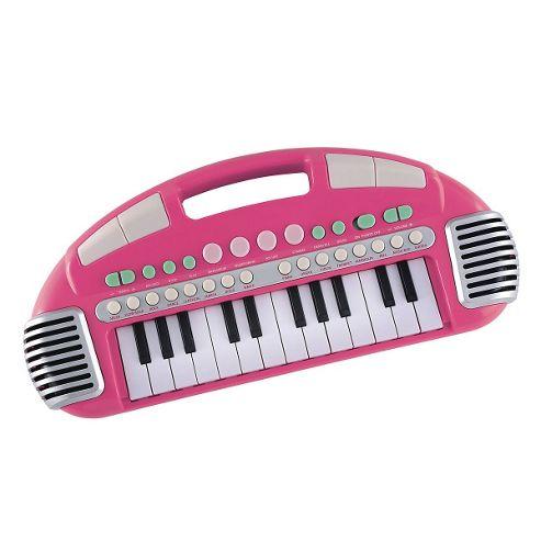 ELC Carry Along Keyboard - Pink