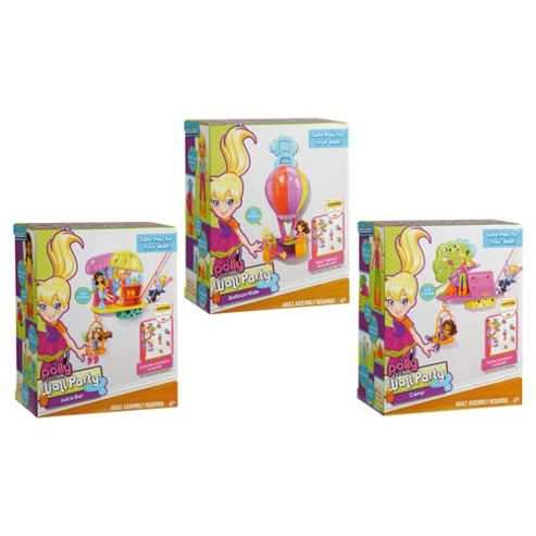 Polly Pocket® Wall Party™ Accessory Assortment
