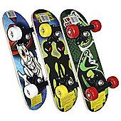 17x5in Mini Skateboard