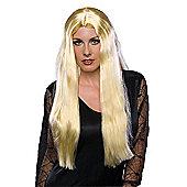 Rubies Fancy Dress Costume - Witch Wig - Blonde
