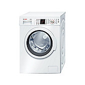 Bosch Exxcel WAQ28461GB Washing Machine, 8 Kg Load, 1400 RPM Spin, White, A++ Energy