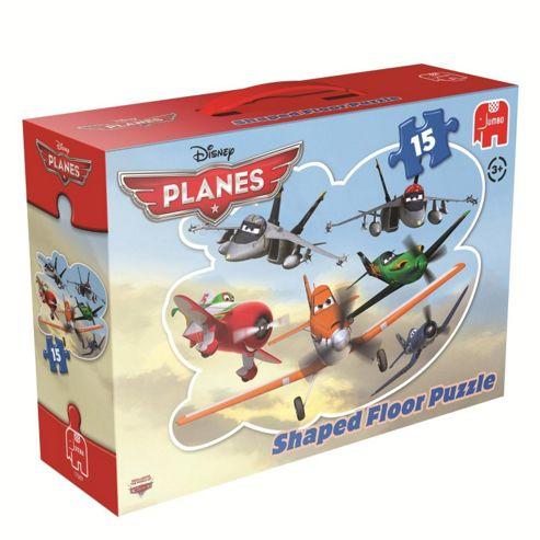 Puzzle Disney Planes 15 Piece Floor Puzzle Jumbo