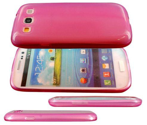 U-bop gSHELL Case Smoke Pink - For Samsung Galaxy S3 S III GT-I9300