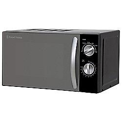 Russell Hobbs RHM1721B Black Microwave