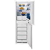 Indesit INC325AA Fridge Freezer Built in, A+ Energy Rating, White, 54.5cm
