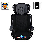 Cozy'n'Safe Black Knight Car Seat Group 2/3 (Black)