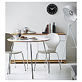 Bistro Set Of 4 Chair, White