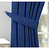 Viva 1 pair 26 Inch Tie-Backs - Blue