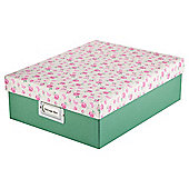 Bloom Roses  Storage Box