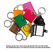 Filofax The Original Keyring - Brown