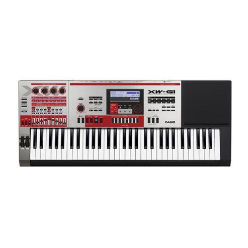 Casio XW-G1 61 Note Synthesizer Keyboard