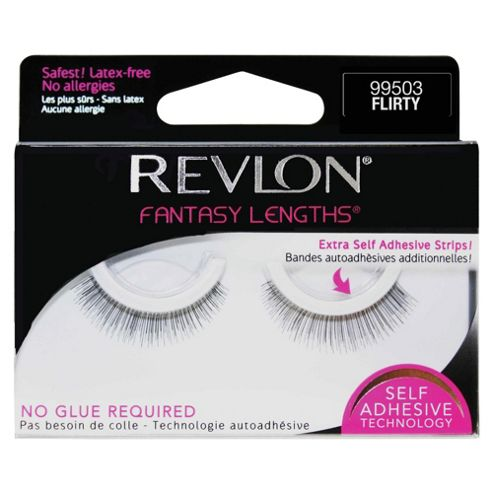 Revlon Pre-Glued Lashes - Flirty 99503