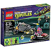 LEGO Teenage Mutant Ninja Turtles Stealth Shell in Pursuit 79102