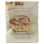 Wax Lyrical Iced Cinnamon Buns Scented Sachets