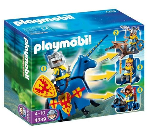 Playmobil 4339 - Knight Multi-Set