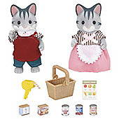 Sylvanian Families - Supermarket Owners