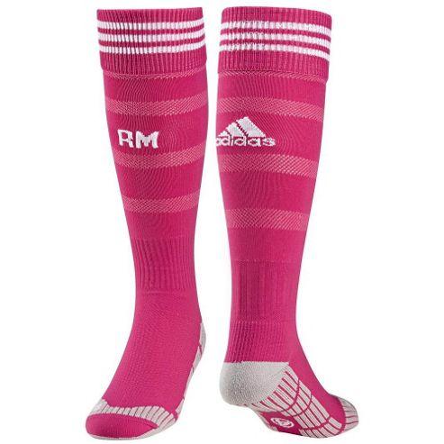 2014-15 Real Madrid Adidas Away Football Socks